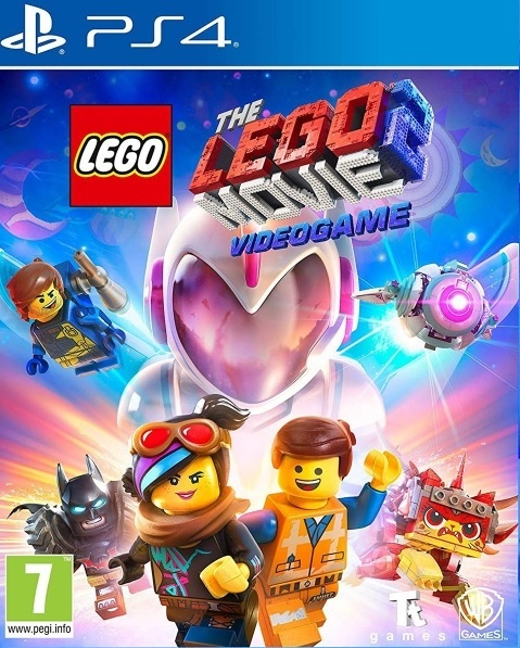 Игра для PS4 LEGO MOVIE 2 русская версия