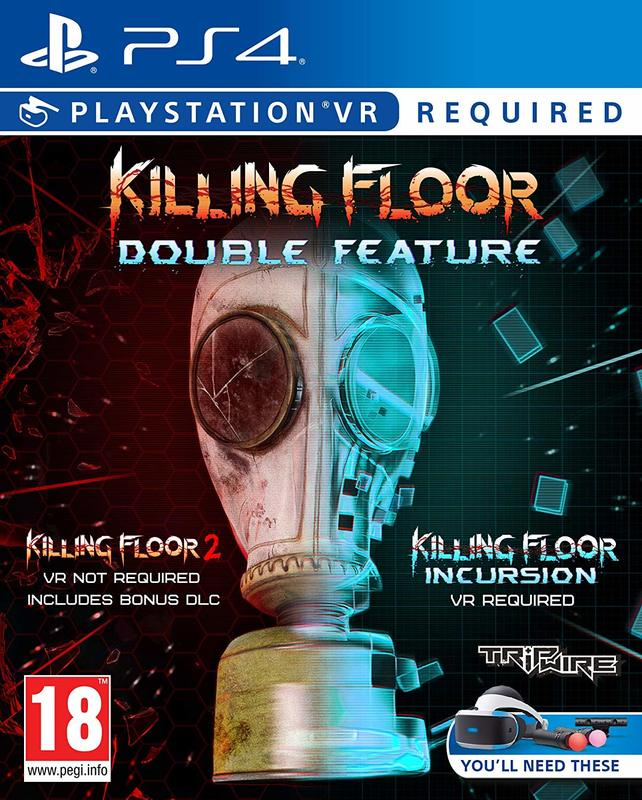 Игра для PS4 Killing Floor: Double Feature (толькодля PS VR) с русскими субтитрами