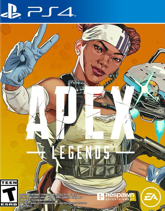 Игра для PS4 Apex Legends Lifeline Edition