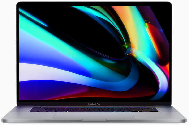 Ноутбук Apple MacBook Pro 16 with Retina display and Touch Bar Late 2019 (MVVJ2)