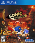 Игра для PS4 Sonic Forces русская версия