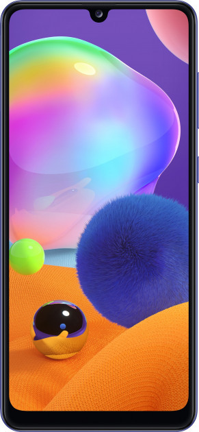 Сотовый телефон Samsung Galaxy A31 64GB (SM-A315F/DS) синий
