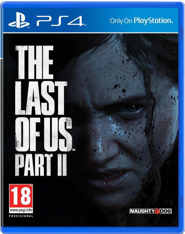 Игра для PS4 The Last of Us 2 русская версия