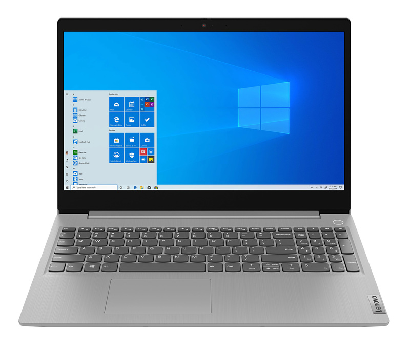Ноутбук Lenovo Ideapad 3 AMD Athlon 3050U 8GB DDR4 256GB SSD AMD Radeon Graphics HD серебристый