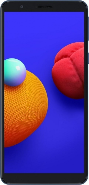 Сотовый телефон Samsung Galaxy A01 Core (2020) 32GB (A013F/DS) синий