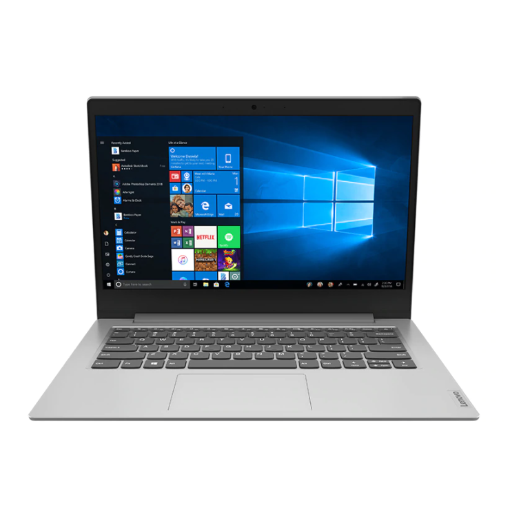 Ноутбук Lenovo IdeaPad Slim 1 AMD A6-9220E 4GB DDR 128GB SSD AMD Radeon R4 Graphics HD серый
